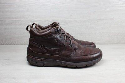 Мужские кожаные ботинки Rohan, размер 42.5