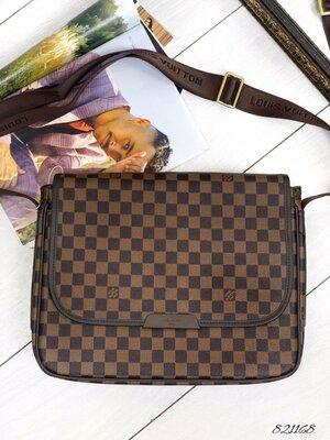 Мужская сумка планшетка канва