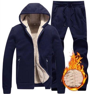 Теплый мужской костюм Размеры 44,46,48,50,52,54,56.58.60.