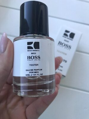 Hugo boss boss orange for men-30мл