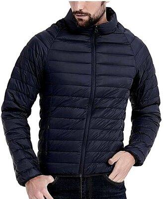 Куртка натуральный пух легкая