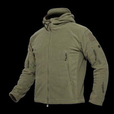 Куртка soft shell esdy olive