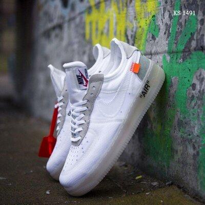 Nike Air Force x Off-White