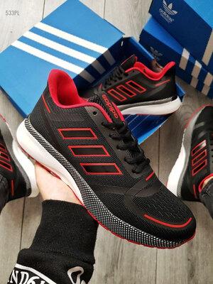 Adidas Black/Red