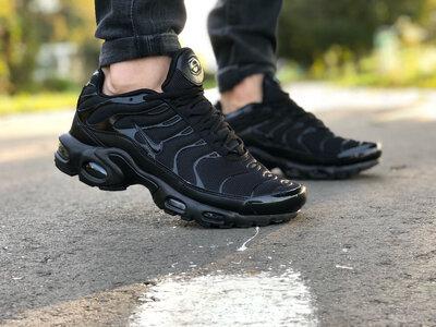 Nike Air Max Plus Tn Black