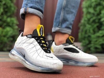 Nike Air Max 720 кроссовки термо мужские белые 9899
