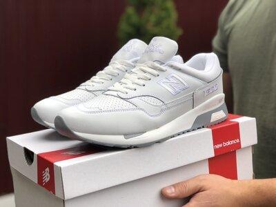 New Balance 1500 кроссовки мужские демисезонные белые 9911