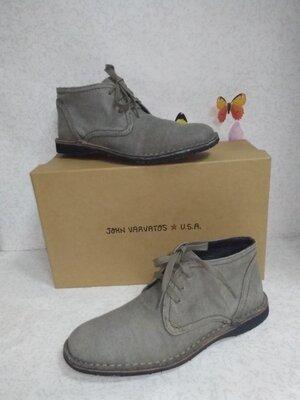 Брендовые ботинки от John Varvatos Джон Варватос 40р.