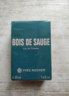 Туалетная вода bois de sauge yves rocher 50 ml