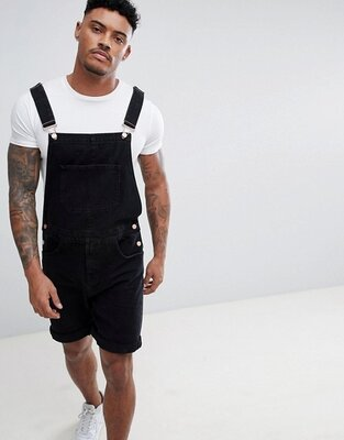 Продано: Джинсовый комбинезон шорты бренда ASOS 2788