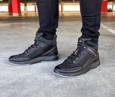 Ботинки мужские зимние отличного качества М19-01