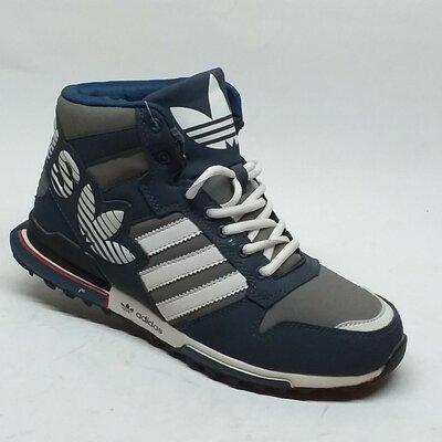 Мужские зимние кроссовки Adidas A218