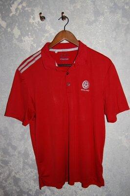 Рубашка футболка поло adidas england golf, оригинал, на 52 - р-р. по бирке - м