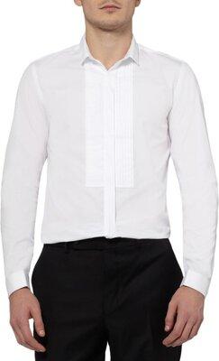 белая рубашка р. 52