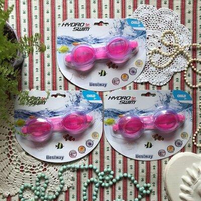Новые детские очки для плавания для девочки Bestway