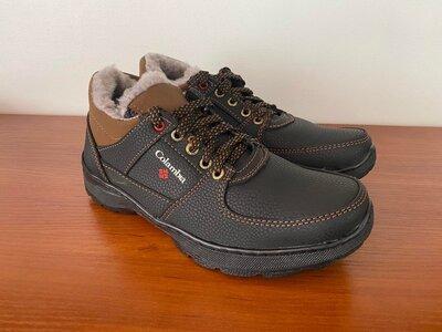 Кроссовки мужские зимние черные - кросівки чоловічі зимові чорні