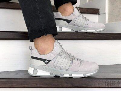 Мужские кроссовки замша eqt equipment чоловічі кросівки