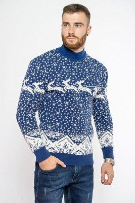 Свитер с оленями ,свитшот ,пуловер мужской,расцветки