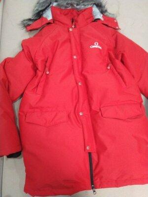Мега крутая куртка парка пуховик Лхл