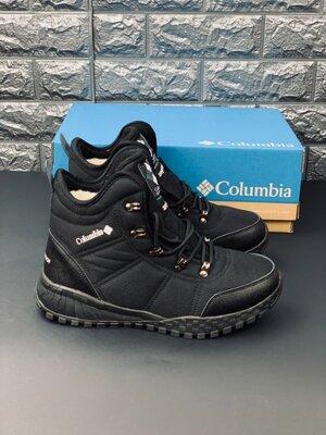 Ботинки кроссовки Columbia Waterproof