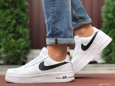 кроссовки Nike Air Force 1 зима, мужские, найк