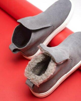 Продано: Ура Акция на Зиму Цена 720 грн. Ботинки Ankle Slip