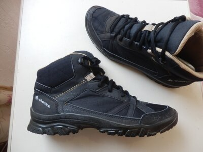 ботинки Quechua 41р 26,5см