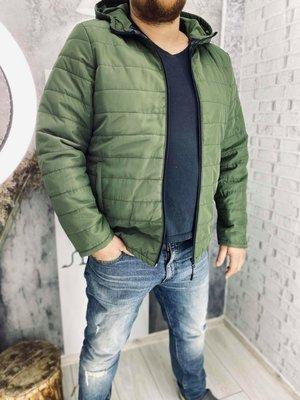 Продано: Мужская стеганая куртка
