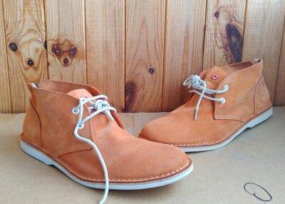 Шикарные полностью кожаные дезерты португальские ботинки No Brand