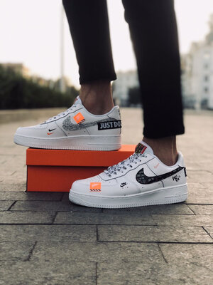 Nike Air Force JUST DO IT