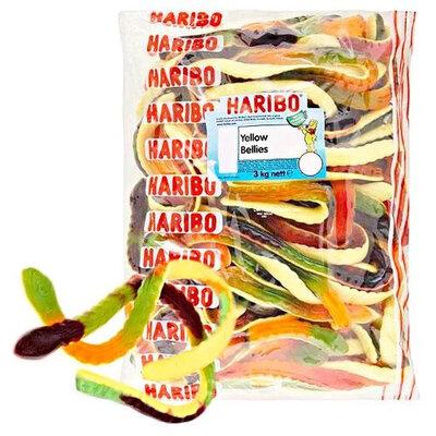 Продано: Мармеладные конфеты Haribo Yellow Bellies 3 kg