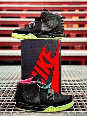 Кроссовки Nike Air YEEZY 2 NRG Solar Red