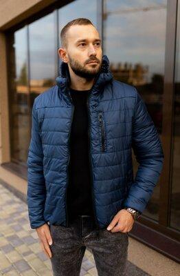 Чоловіча стьогана куртка