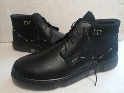Продам демисезонные ботинки 45 размер