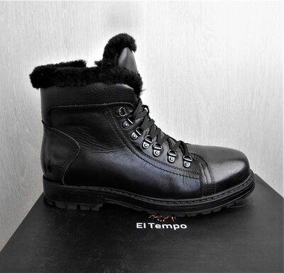 зимние ботинки El Tempo размер 43