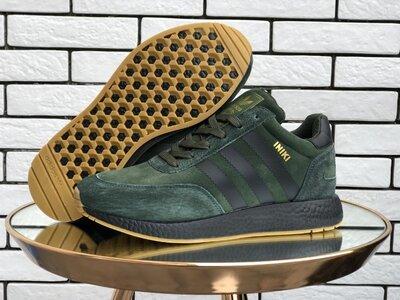 Зимние мужские кроссовки 9941 Adidas Iniki