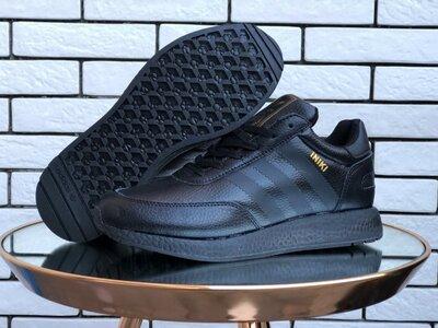 Зимние мужские кроссовки 9938 Adidas Iniki
