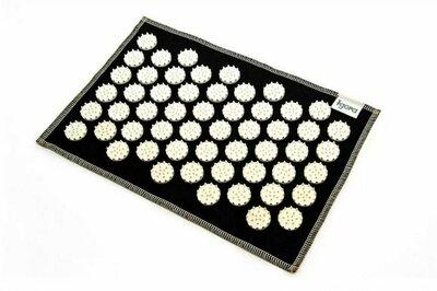 Коврики массажно-аккупунктурные AIR mini 32х21 см белые фишки FS-101