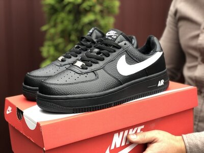 Зимние мужские кроссовки 9925 Nike Air Force