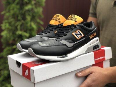 Мужские кроссовки 9915 New Balance 1500