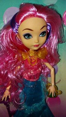Красивенная кукла ,в вечернем платье Ever After Hig в кор 32 6 14смсм фото реальные Копия