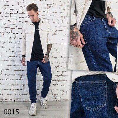 Мом джинсы мужские