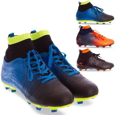 Бутсы футбольные с носком Pro Action Pro-1000-2 размер 40-45 3 цвета