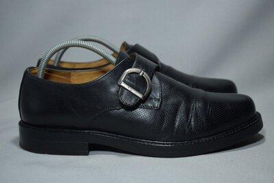 Lloyd Ohio туфли монки ботинки мужские кожаные. Германия. Оригинал. 40 р./25.5 см.