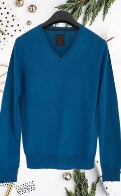 Брендовый шерстяной свитер джемпер DEVRED 1902.