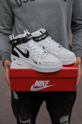 Nike Air Force Fur White