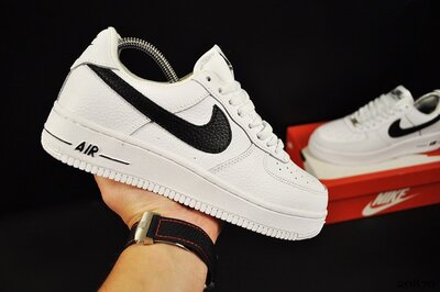 зимние кроссовки Nike Air Force 1 белые 41-46р