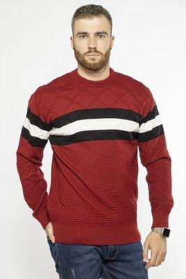 Стильный мужской свитер 85F752