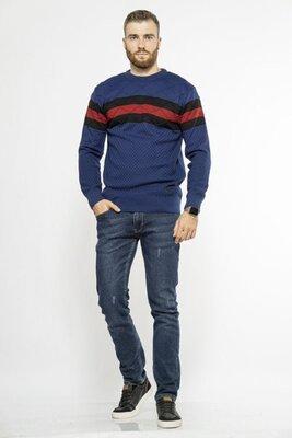 Стильный мужской свитер 85F752-1