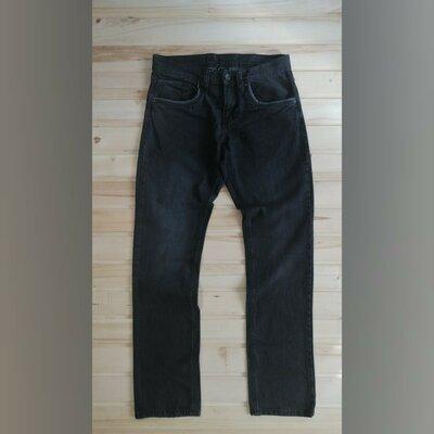 Продано: Джинсы мужские темно серые